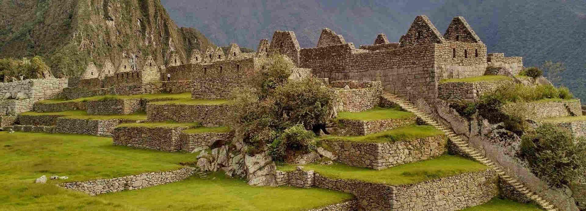 Machu Picchu trip with Ultra Adventures