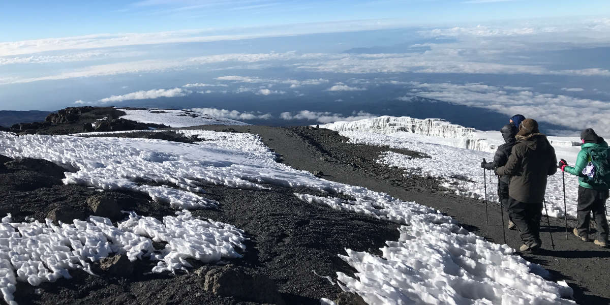 Ultra Adventures Kilimanjaro Snow Mountains
