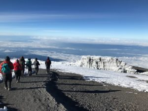 Mount Kilimanjaro an experience of a lifetime!