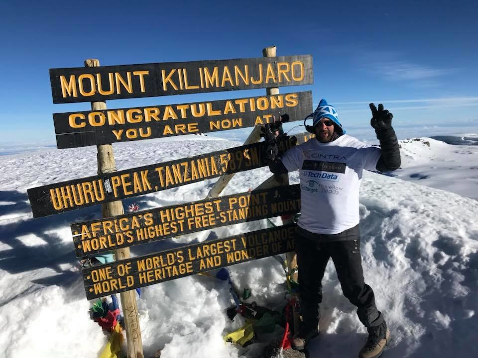 Scott Wyper Kilimanjaro