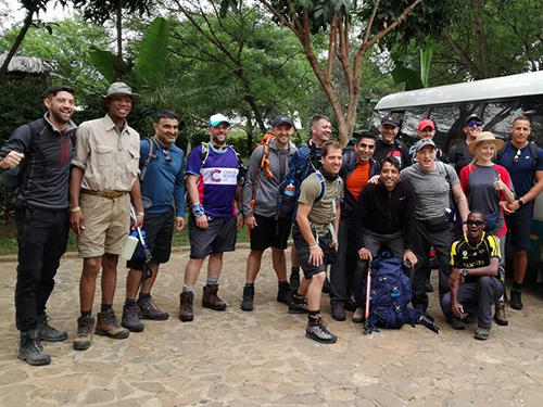 Ultra Adventures - Arrive in Tanzania