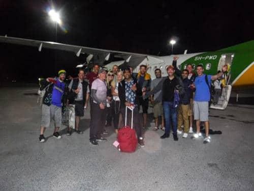 Ultra Adventures - Depart Tanzania